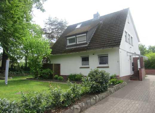 Schicke 3-Zimmer-Wohnung mit Garten zwischen Hude und Bookholzberg!