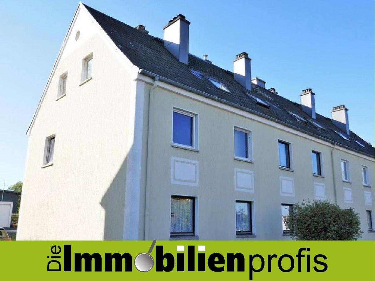WG-geeignete, renovierte 2-Zimmer-Wohnung in Hof in