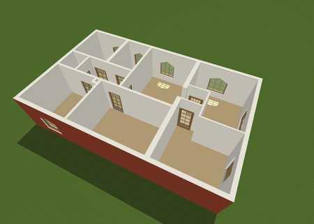 Schöne 4-Raum-Wohnung mit EBK und Balkon in Lappersdorf in Lappersdorf