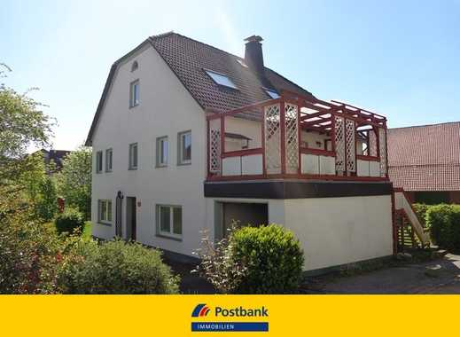 Zwangsversteigerung - Zweifamilienhaus ind Nieheim OT Eversen - Provisionsfrei für den Ersteher