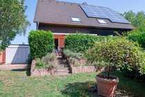 Bild Ruhig gelegene Doppelhaushälfte  Top  saniert mit herrlichem Garten