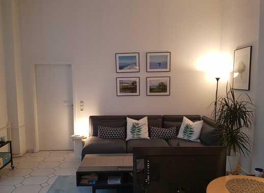 Schöne Altbau 2-Zimmer-Wohnung im Hinterhaus zwischen Mediapark und Belgischem Viertel