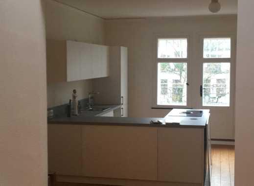 Wohnen und Arbeiten unter einem Dach: Loft-Wohnung am Barkhof