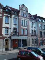 Wohn- und Geschäftshaus in Mühlhausen