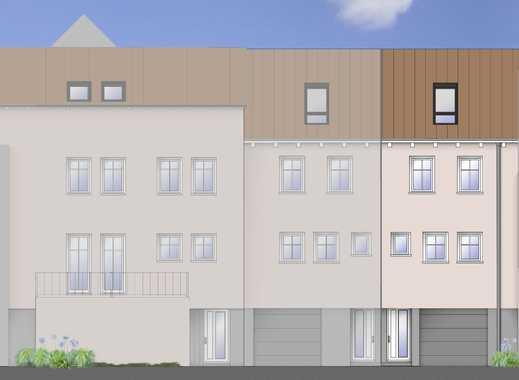 ++AUSBAUHAUS++ Moderne Doppelhaushälfte in attraktiver Ortskernlage
