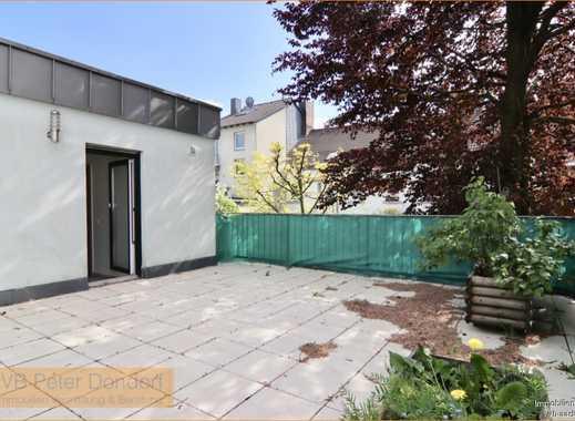 IVB # Schöne 2-Zimmer-Wohnung mit großer Dachterrasse