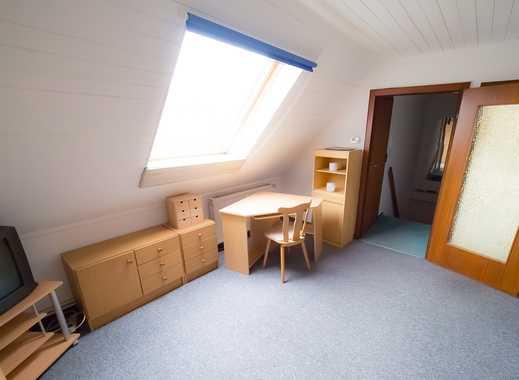 Appartement mit 30 qm im Dachgeschoss (auch für Wochenendfahrer/-innen)