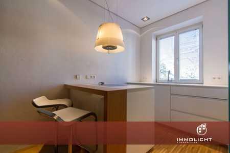 Ab sofort - Exklusive, möblierte 2-Zimmer Wohnung, in bester Altstadtlage. in Augsburg-Innenstadt