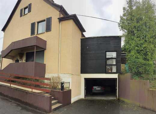 Schönes Haus für 1-2 Familien (teilbar) mit großem Garten und Rheinblick