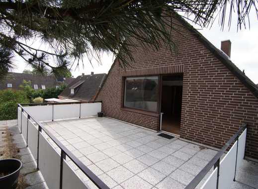 Ruhige Singlewohnung mit Wohnküche und 40 m² grosser Sonnenterrasse