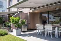 Exklusive Penthaus-Wohnung NUR-Holz-Bauweise incl großer