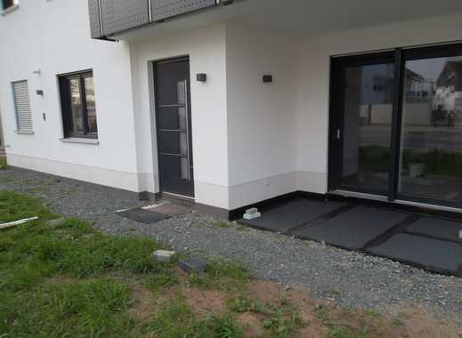 Erstbezug mit großer Terrasse: schöne 2-Zimmer-Wohnung in Zwingenberg