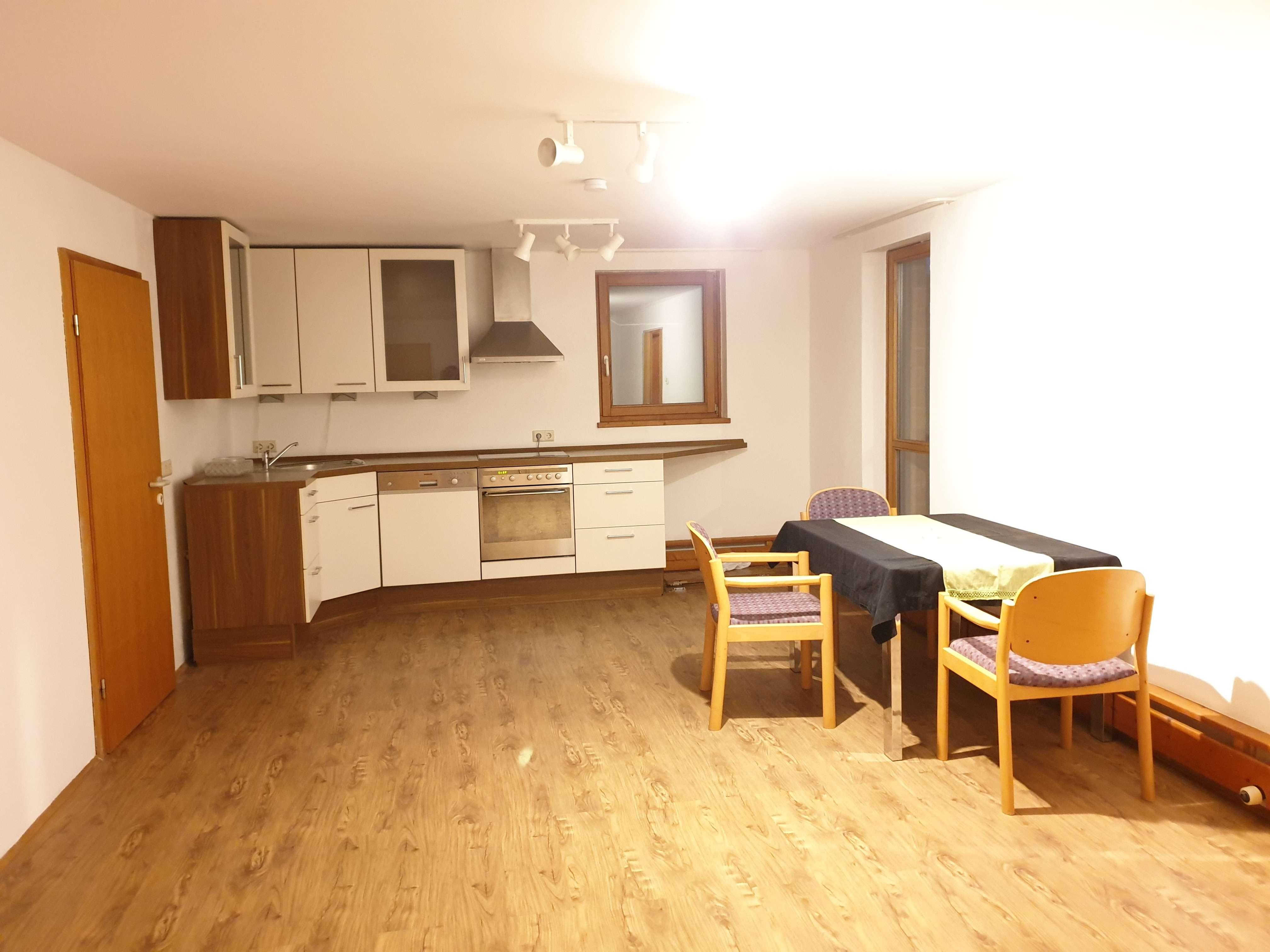 Gepflegte 1,5-Zimmer-Erdgeschosswohnung mit Einbauküche in Giebelstadt - Allersheim in Giebelstadt (Würzburg)