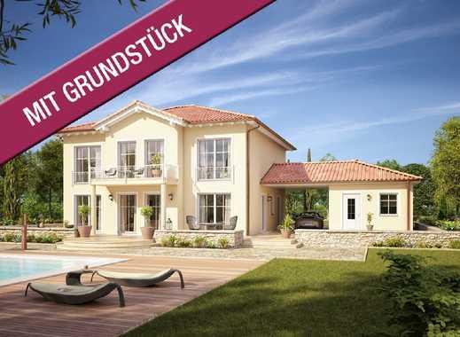 Einhundert Prozent Heimweh, täglich garantiert! - 1400m² in ruhiger und grüner Lage