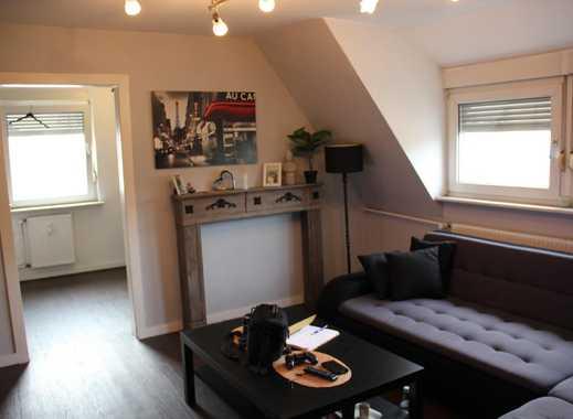 Gemütliche & helle 3-Raum Dachgeschosswohnung in Dinslaken - Bruch !