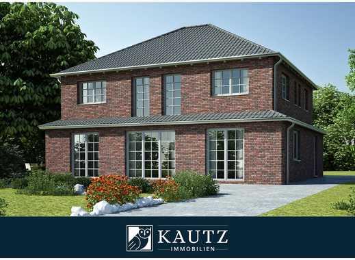 Bremen - Burg-Grambke | NEUBAUGEBIET -Schlüsselfertige City-Villa - in Kürze Verkaufsstart !
