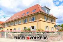 Mehrfamilienhaus mit Erweiterungspotential in idealer