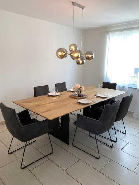 DACHTERRASSE!  Exklusive, geräumige und neuwertige teilmöblierte 3-Zimmer-Wohnung mit Balkon und EBK in Haidhausen (München)