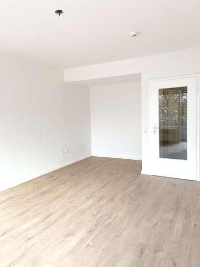 Sanierte 1-Zimmer Wohnung mit Balkon