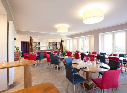 MAINPERLE: Restaurant mit großem Aussenbereich direkt am Main