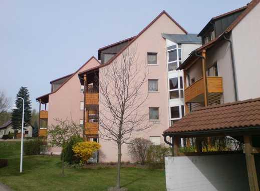 2-Zimmer-Wohnung mit Balkon und TG