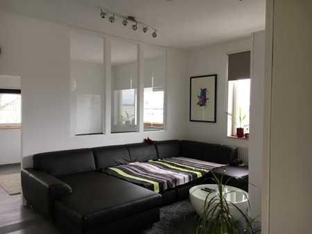Modernisierte Wohnung mit dreieinhalb Zimmern und EBK in Elchingen in Elchingen