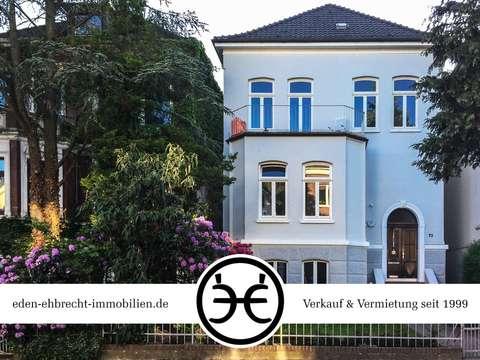 Fußboden Verlegen Oldenburg ~ Repräsentative und sanierte stadtvilla ziegelhofviertel oldenburg