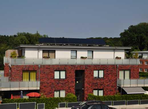 Helle 2 Zimmer Whg, Herzen von Trittau, Fahrstuhl, riesiger Balkon, Neubau
