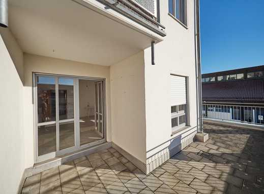 Attraktive 3 ZKB Wohnung mit Dachterrasse in Donauwörth - günstig Eurocopter