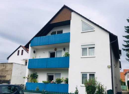 Neu renovierte 3-Zi.-Dachwohnung mit Balkon