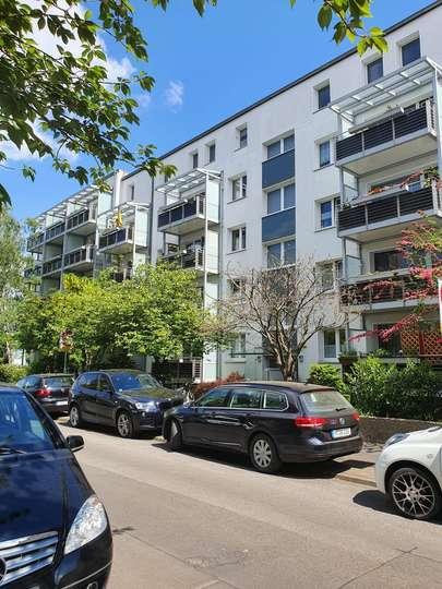 Zentrale 1-Zimmer Wohnung mit Balkon in der List