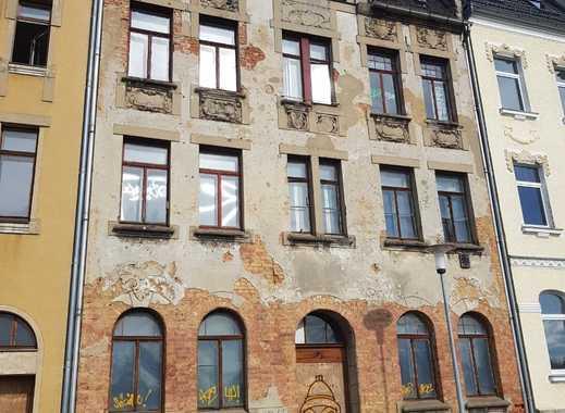 57/18 - unsaniertes Mehrfamilienhaus / Reihenmittelhaus in Plauen (Haselbrunn)