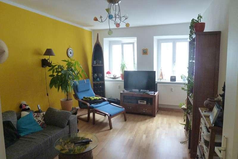Attraktive 3 ZKB-Wohnung im Altstadtzentrum Landsberg in Landsberg am Lech