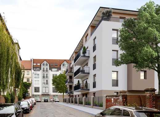 Großzügige Dreiraumwohnung mit Balkon