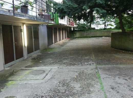 Garage in Düsseldorf-Golzheim / Uerdinger Str. 104