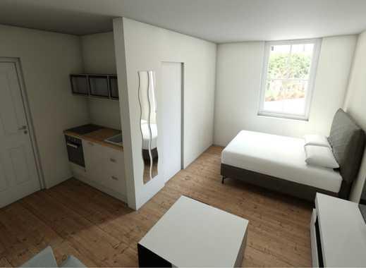 Erstbezug nach Sanierung mit EBK: exklusive 1-Zimmer-Wohnung in Potsdam