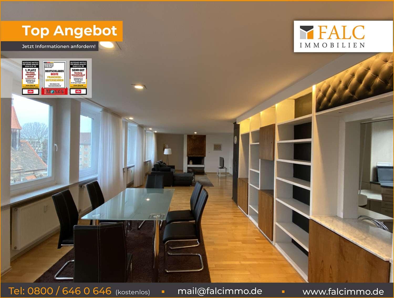 Wohnung für Manager m/w/d! Mieten Sie Ihre besondere Immobilie nahe der Nürnberger City in Himpfelshof (Nürnberg)