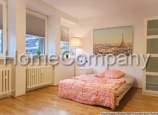 Attraktive Wohnung in Gelsenkirchen-Buer, komplett möbliert und mit Internetzugang