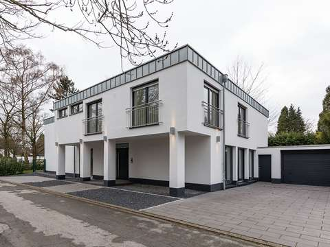 Krefeld-Stadtwald! Moderne BAUHAUS Villa in neuer Dimension