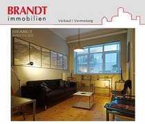 2-Zimmer-Altbauwohnung mit Terrasse Garten und