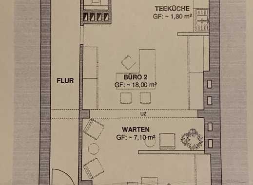 Ladenlokal in super Lage Nähe Neuss Zentrum PROVISIONSFREI zu vermieten - auch geeignet als Büro
