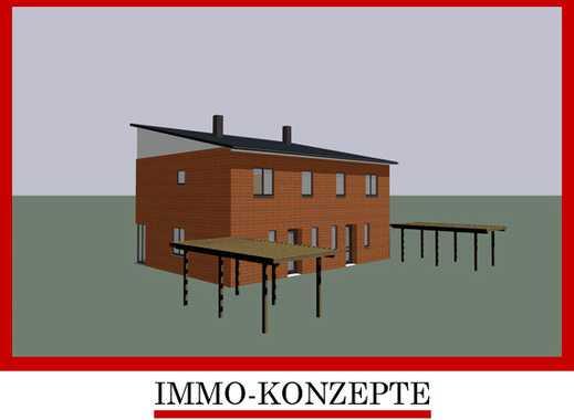 Traumhafte Neubau Doppelhaushälfte sucht Sie!