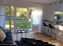 Single-Wohnung Neu renovierte modern möblierte