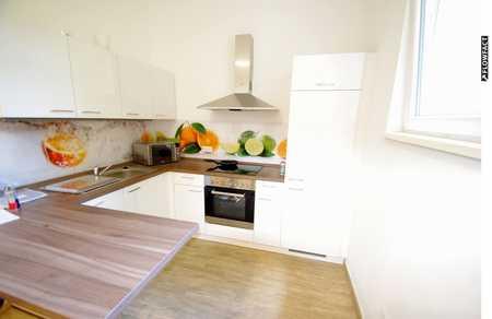 Außergewöhnliche Wohnung mit moderner Einbauküche in zentrumsnaher Wohnlage von Coburg in Coburg-Zentrum (Coburg)