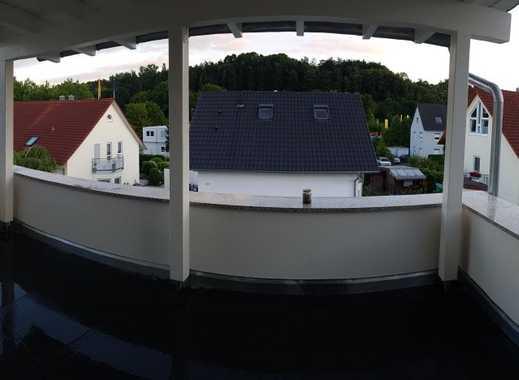 3-Zimmer-DG-Wohnung mit sehr schöner Terrasse in Reutlingen/Betzingen