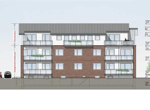 Modernisierte 2-Zimmerwohnung mit großer Dachterrasse