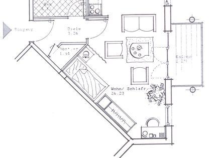 1 1 5 zimmer wohnung zur miete in neunkirchen kreis. Black Bedroom Furniture Sets. Home Design Ideas