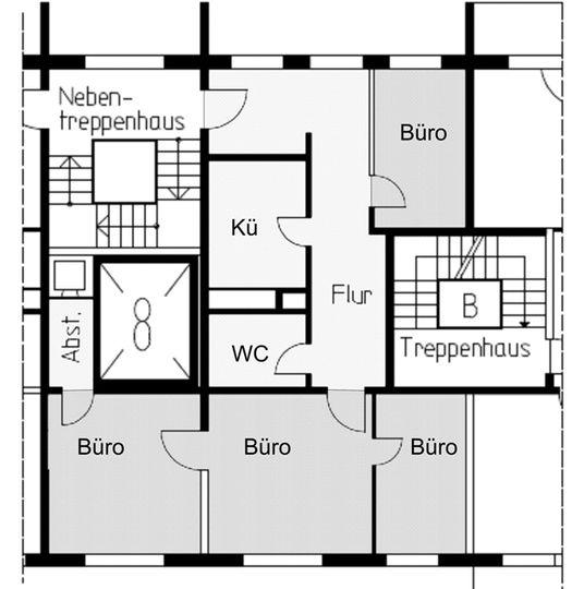 1. Obergeschoss links
