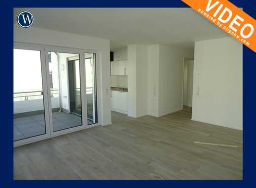 NEU NEU NEU - Erstbezug! Familien-Zuhause im Grünen + Balkon + Aufzug + neuer EBK!