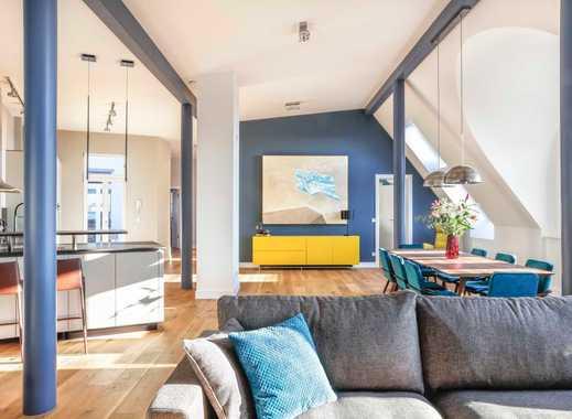 Wunderschönes Penthouse in Bestlage von Prenzlauer Berg mit Dachterrasse & 3 Schlafzimmern